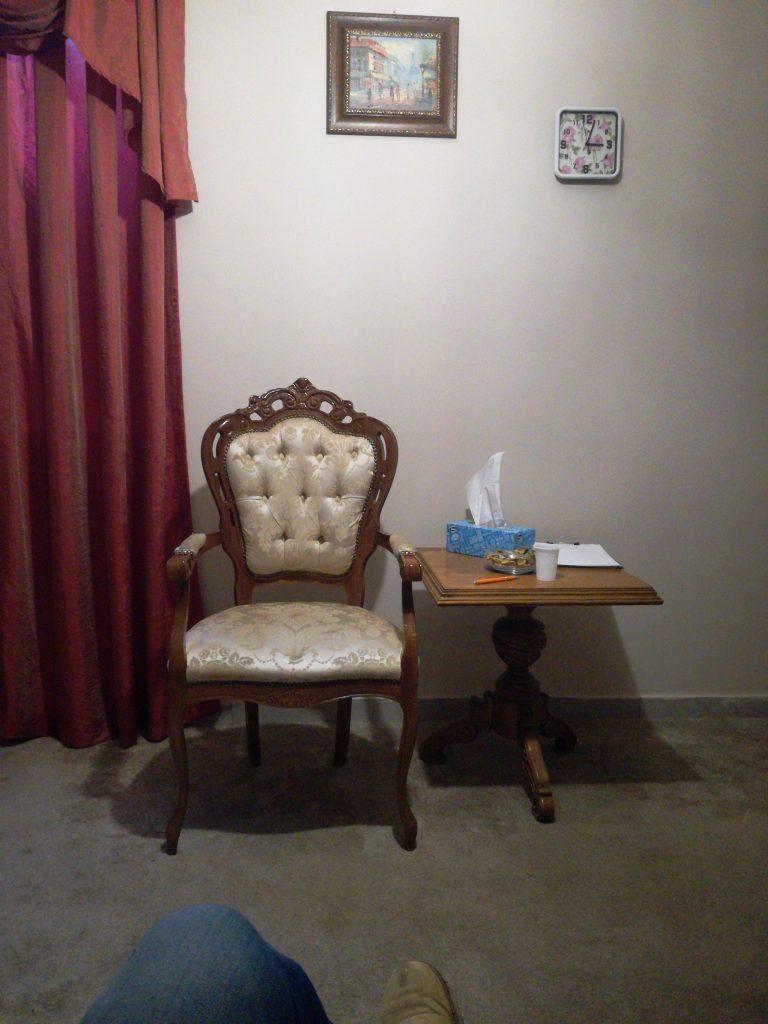 Radni prostor nalazi se u sklopu hotela Kralj u Vrnjačkoj Banji zahvaljujući ljubaznosti Danijele Kralj i Vladana Zekanovića